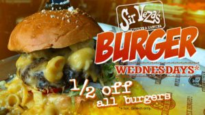 Burger Wednesdays